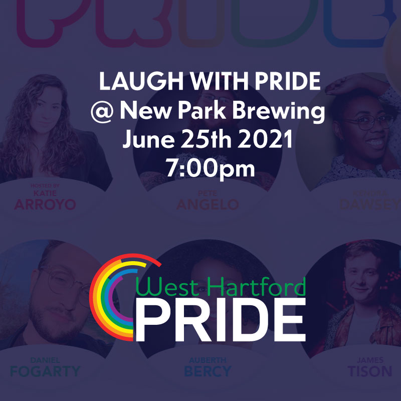 Laugh with Pride